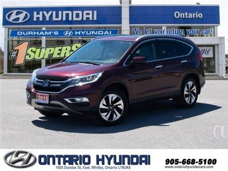 2015 Honda CR-V Touring (Stk: 02759K) in Whitby - Image 1 of 20