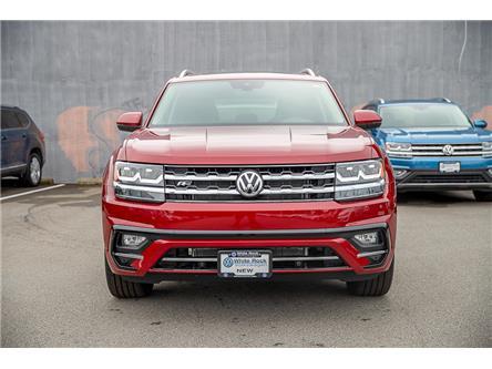 2019 Volkswagen Atlas 3.6 FSI Execline (Stk: KA548094) in Vancouver - Image 2 of 30
