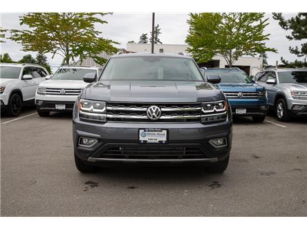 2019 Volkswagen Atlas 3.6 FSI Execline (Stk: KA557345) in Vancouver - Image 2 of 30