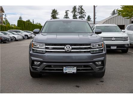 2019 Volkswagen Atlas 3.6 FSI Highline (Stk: KA564935) in Vancouver - Image 2 of 30