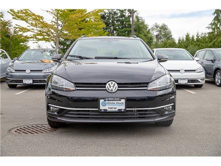 2019 Volkswagen Golf SportWagen 1.8 TSI Highline (Stk: KG502497) in Vancouver - Image 2 of 27