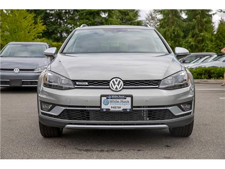 2019 Volkswagen Golf Alltrack 1.8 TSI Execline (Stk: KG505993) in Vancouver - Image 2 of 29