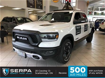 2019 RAM 1500 25W Rebel (Stk: 192033) in Toronto - Image 1 of 15