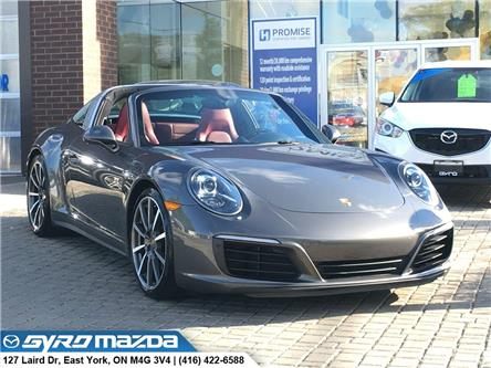 2017 Porsche 911 Targa 4S (Stk: 27318) in East York - Image 1 of 27