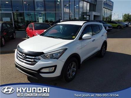 2013 Hyundai Santa Fe Sport 2.0T Premium (Stk: 91515A) in Edmonton - Image 2 of 21