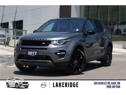 2017 Land Rover Discovery Sport HSE LUXURY (Stk: V0427A) in Ajax - Image 1 of 30