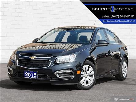 2015 Chevrolet Cruze 1LT (Stk: 150491) in Brampton - Image 1 of 26