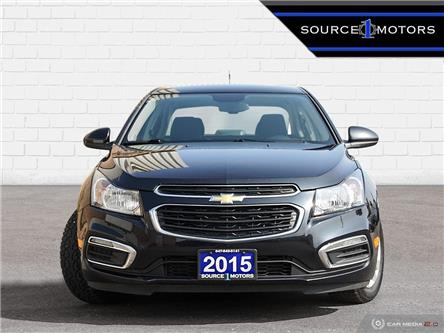 2015 Chevrolet Cruze 1LT (Stk: 150491) in Brampton - Image 2 of 26