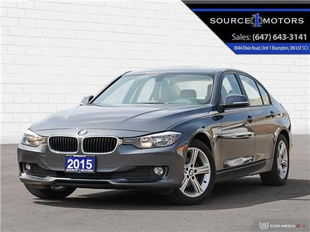 2015 BMW 320i xDrive (Stk: T52798) in Brampton - Image 1 of 26