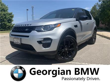 2016 Land Rover Discovery Sport SE (Stk: P1518-1) in Barrie - Image 1 of 20