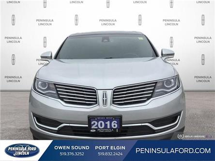 2016 Lincoln MKX Reserve (Stk: 19LI28A) in Owen Sound - Image 2 of 24