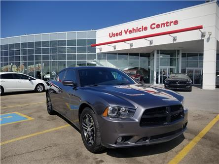 2013 Dodge Charger 27J SXT Plus (DISC) (Stk: 2191252V) in Calgary - Image 1 of 28