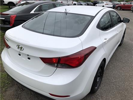 2015 Hyundai Elantra GL (Stk: -) in Kemptville - Image 2 of 11
