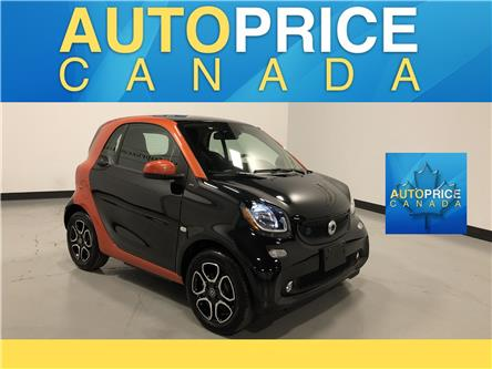 2018 Smart fortwo electric drive Passion (Stk: H0444) in Mississauga - Image 1 of 20