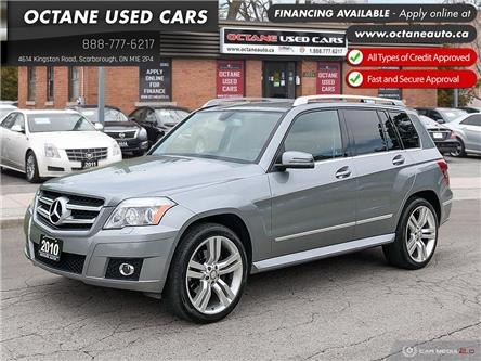 2010 Mercedes-Benz Glk-Class Base (Stk: ) in Scarborough - Image 1 of 23