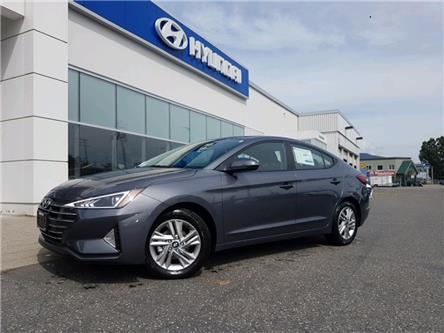 2020 Hyundai Elantra Preferred w/Sun & Safety Package (Stk: HA2-8097) in Chilliwack - Image 1 of 13