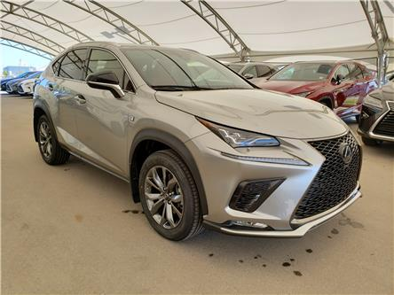 2020 Lexus NX 300 Base (Stk: L20013) in Calgary - Image 1 of 6