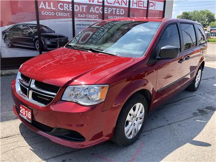 2016 Dodge Grand Caravan SE/SXT (Stk: 162141) in Toronto - Image 2 of 12