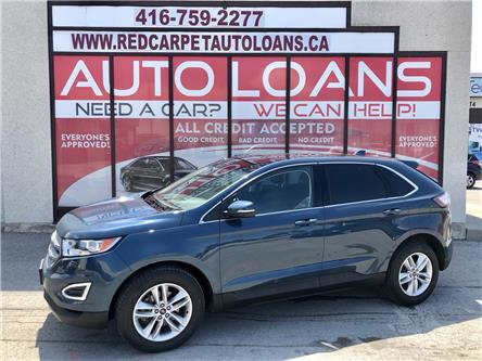 2016 Ford Edge SEL (Stk: b63147) in Toronto - Image 1 of 15