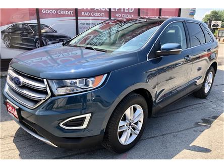 2016 Ford Edge SEL (Stk: b63147) in Toronto - Image 2 of 15
