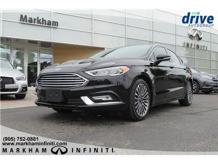 2018 Ford Fusion Titanium (Stk: K847A) in Markham - Image 1 of 23