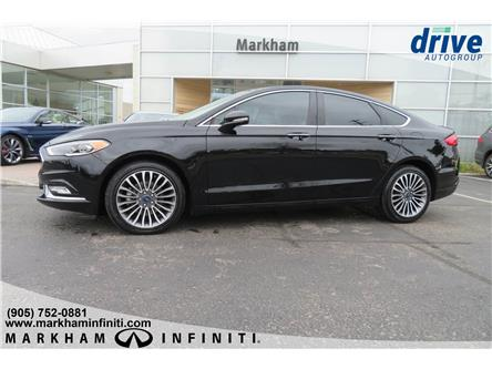 2018 Ford Fusion Titanium (Stk: K847A) in Markham - Image 2 of 23