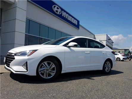 2020 Hyundai Elantra Preferred w/Sun & Safety Package (Stk: HA2-3959) in Chilliwack - Image 1 of 16