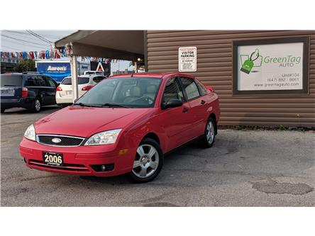 2006 Ford Focus ZX4 (Stk: 5365) in Mississauga - Image 1 of 25