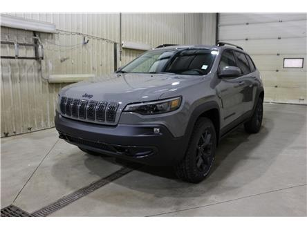 2019 Jeep Cherokee Upland (Stk: KT104) in Rocky Mountain House - Image 1 of 24