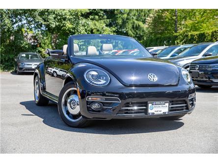 2018 Volkswagen Beetle 2.0 TSI Coast (Stk: JB517123) in Vancouver - Image 1 of 14