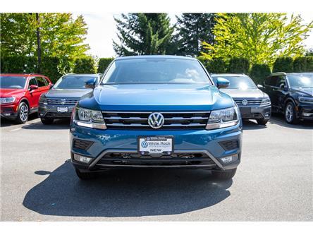 2019 Volkswagen Tiguan Comfortline (Stk: KT117533) in Vancouver - Image 2 of 29