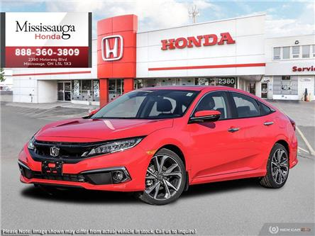 2019 Honda Civic Touring (Stk: 326721) in Mississauga - Image 1 of 23