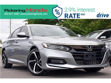 2018 Honda Accord Sport (Stk: P5063) in Pickering - Image 1 of 37