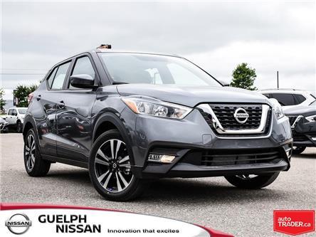 2019 Nissan Kicks SV (Stk: N20207) in Guelph - Image 1 of 24