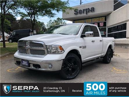 2018 RAM 1500 SLT (Stk: 182055) in Toronto - Image 1 of 19