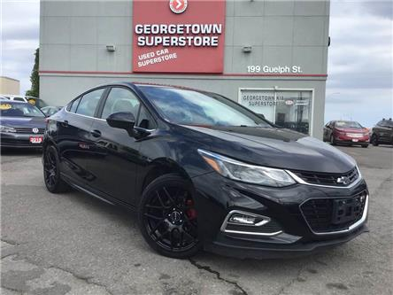 2017 Chevrolet Cruze RS | BACK UP CAM | RTX RIMS |6 SPEED|TOUCH SCREEN (Stk: P12327) in Georgetown - Image 2 of 22