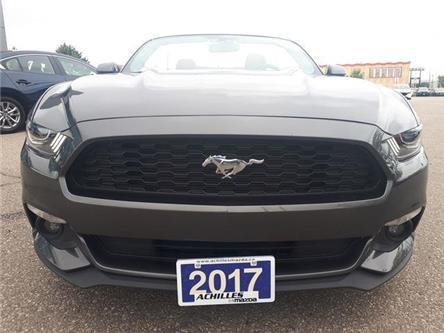 2017 Ford Mustang EcoBoost Premium (Stk: L1081A) in Milton - Image 2 of 15