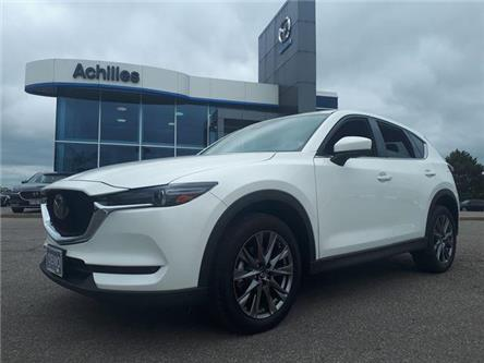 2019 Mazda CX-5 Signature (Stk: H1850) in Milton - Image 1 of 10