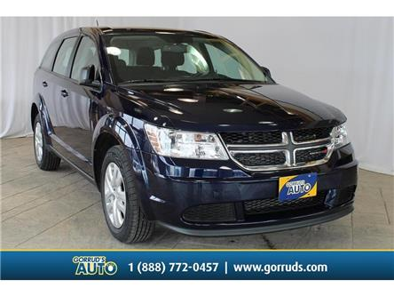 2017 Dodge Journey CVP/SE (Stk: 604452) in Milton - Image 1 of 43