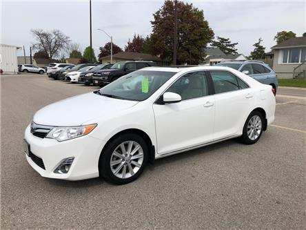 2014 Toyota Camry XLE (Stk: U08119) in Goderich - Image 1 of 17