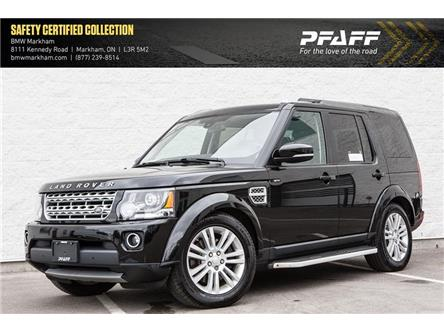 2014 Land Rover LR4 Base (Stk: 36766A) in Markham - Image 1 of 18