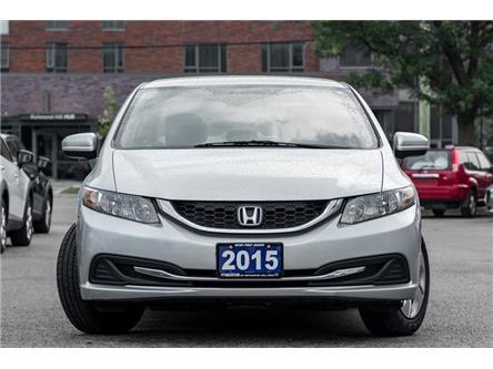 2015 Honda Civic LX (Stk: 19-556A) in Richmond Hill - Image 2 of 19