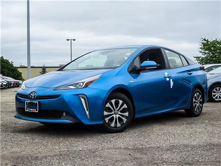 2019 Toyota Prius Technology (Stk: 97024) in Waterloo - Image 1 of 18
