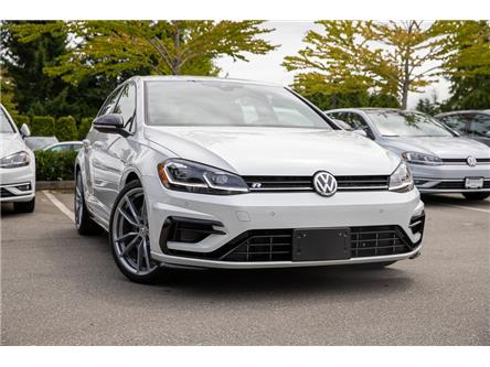 2019 Volkswagen Golf R 2.0 TSI (Stk: KG203512) in Vancouver - Image 1 of 29