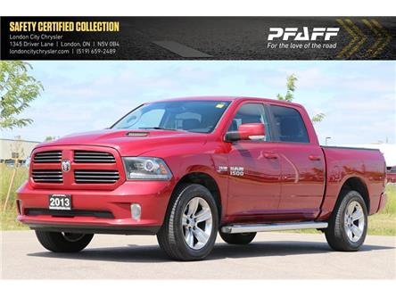 2013 RAM 1500 Sport (Stk: LC9787A) in London - Image 1 of 21
