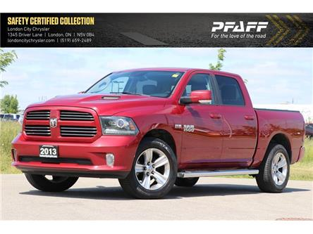 2013 RAM 1500 Sport (Stk: LC9787A) in London - Image 2 of 21