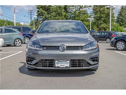 2019 Volkswagen Golf R 2.0 TSI (Stk: KG202973) in Vancouver - Image 2 of 25