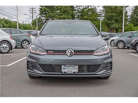 2019 Volkswagen Golf GTI 5-Door Autobahn (Stk: KG017115) in Vancouver - Image 2 of 26