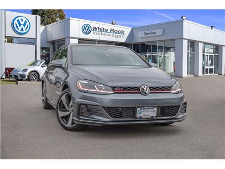 2019 Volkswagen Golf GTI 5-Door Autobahn (Stk: KG017115) in Vancouver - Image 1 of 26