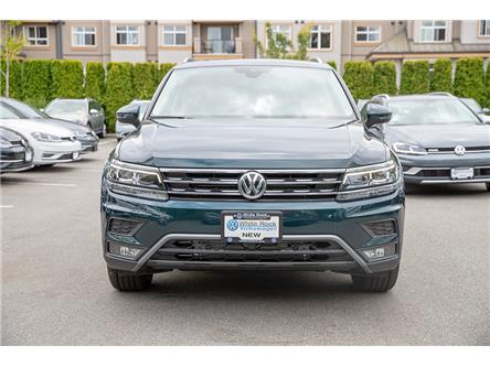2019 Volkswagen Tiguan Highline (Stk: KT112630) in Vancouver - Image 2 of 27
